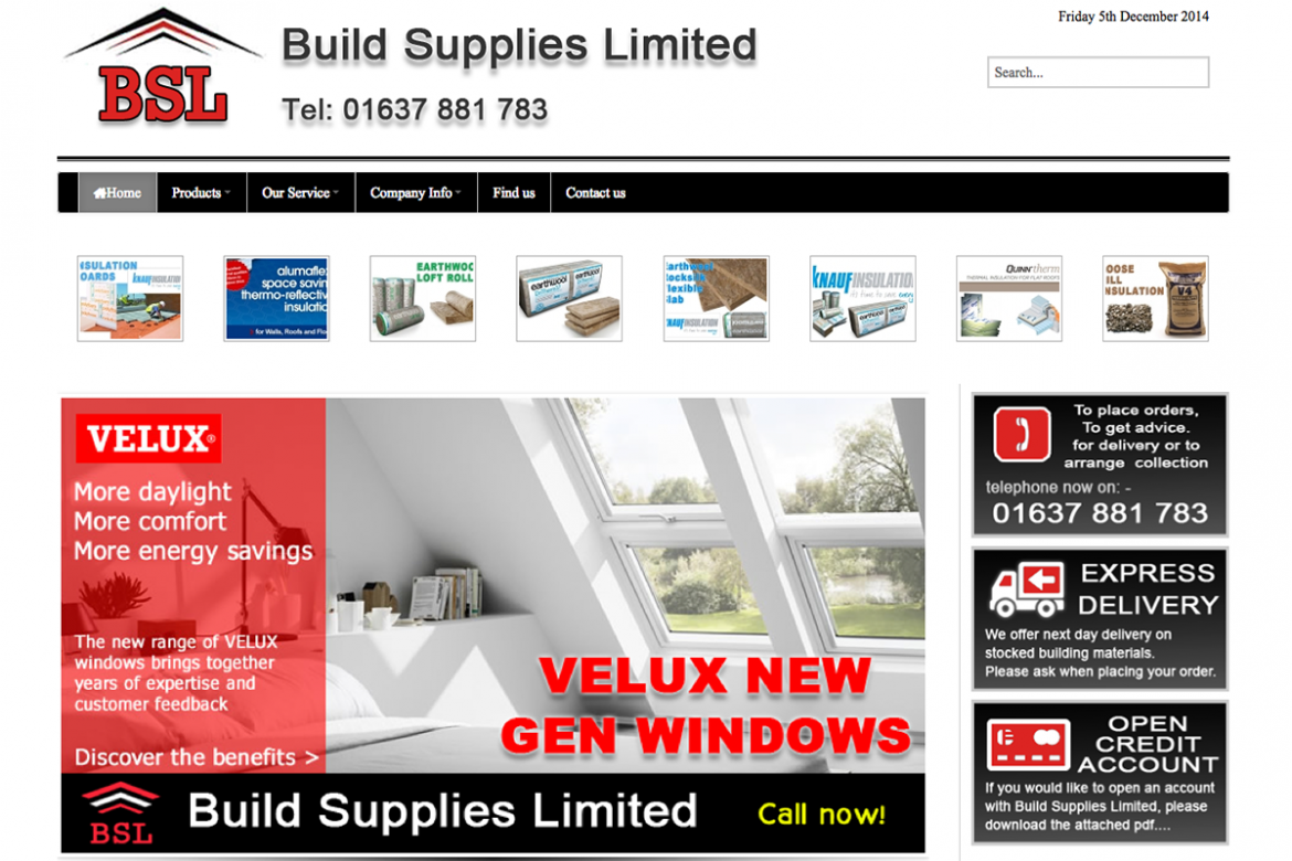 Building Supplies in Cornwall