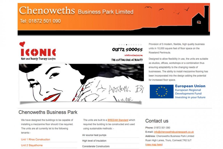 Chenoweths Business park