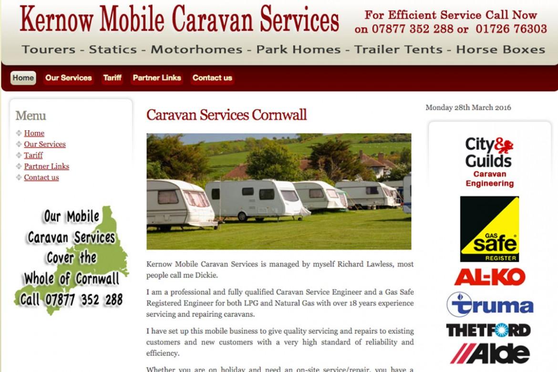 Kernow Mobile Caravan Services